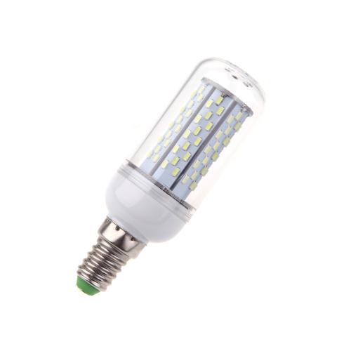 E14 7W 3014 SMD 120 LED Corn Light Bulb Lamp Energy Saving 360 Degree White 85-265VLED Bulbs &amp; Tubes<br>E14 7W 3014 SMD 120 LED Corn Light Bulb Lamp Energy Saving 360 Degree White 85-265V<br><br>Blade Length: 9.7cm
