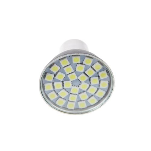 GU10 5W 5050 SMD 30 LED Light Bulb Lamp Cup Spotlight Energy Saving White 85-265V H11534W
