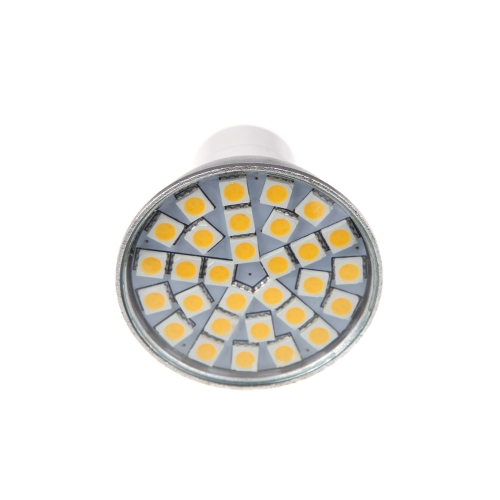 GU10 5W LED Plant Grow Light Hydroponic Lamp Bulb Energy Saving 4 Red 1 Blue for Indoor Flower Plants Growth Vegetable Greenhouse 85-265V 11281