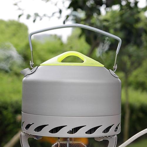 ALOCS CW-K07 Portable Aluminum Oxide Outdoor Camping Pot Teapot Kettle 0.9LOutdoor Appliances<br>ALOCS CW-K07 Portable Aluminum Oxide Outdoor Camping Pot Teapot Kettle 0.9L<br><br>Blade Length: 14.5cm