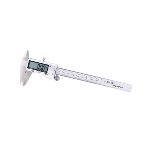 Buy Electronic Millimeter Thickness Caliper Metal Alloy 0-150mm Gauge