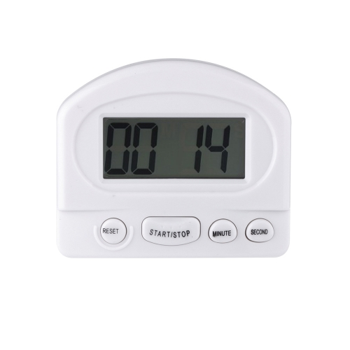 Image of Mini LCD Digital Count Down/Up Kitchen Timer Magnetic & Clip Mounting