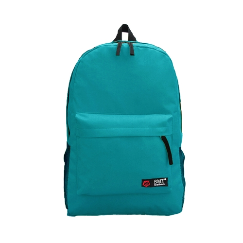 Casual Women Backpack Candy Color Solid School