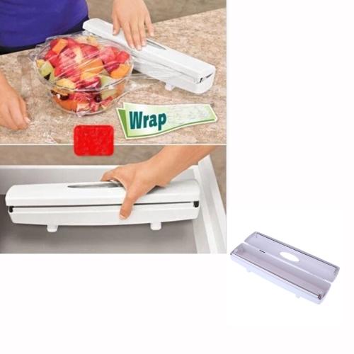 Food Plastic Wrap Dispenser Aluminum Foil Wax Paper CutterCooking Tools<br>Food Plastic Wrap Dispenser Aluminum Foil Wax Paper Cutter<br><br>Blade Length: 36.0cm