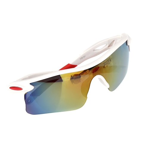 Men Women Cycling Glasses UV400 Outdoor Sports Windproof Eyewear Mountain Bike Bicycle Motorcycle Sunglasses H13222-4