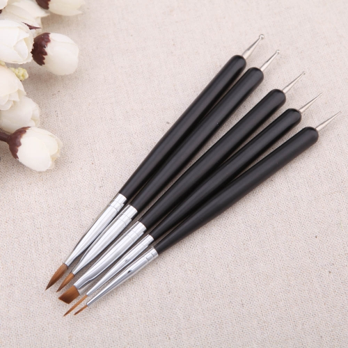 Buy Nail Art Design Pen Set Painting Dotting Brush Kit Tool