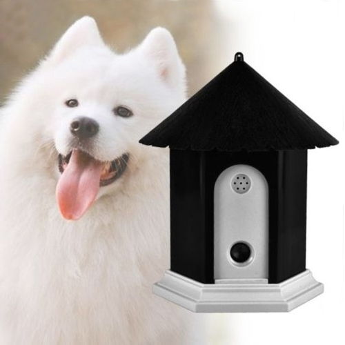 Ultrasonic Outdoor Bark Controller Pet Dog Puppy No Barking Household Tool 50ft H13279
