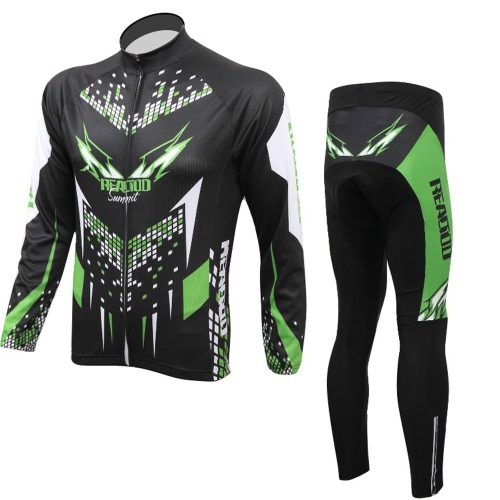 Cycling Clothing Set Sportswear Bicycle Bike Outdoor Long Sleeve Jersey + Pants Breathable MenCycling Clothing<br>Cycling Clothing Set Sportswear Bicycle Bike Outdoor Long Sleeve Jersey + Pants Breathable Men<br><br>Blade Length: 33.0cm
