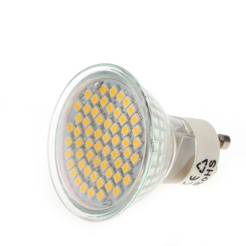 3W 60 LED 2835 SMD GU10 Sportlight Bulb Lamp Light Cup Energy Saving 110V H13444US