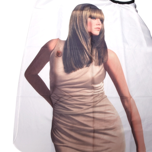 Hair Salon Cutting Barber Hairdressing Cape for Haircut Hairdresser Apron Nylon Cloth Styling Tool