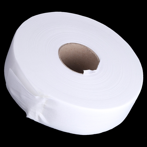 100 Yards Depilatory Paper Hair Removal Nonwoven Epilator Wax Strip Paper Waxing Roll