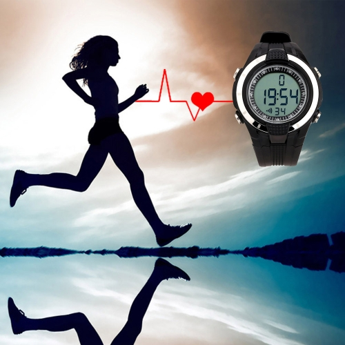 3ATM Water-resistant Sports Wireless Heart Rate Monitor