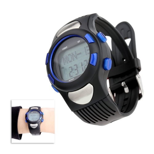 3ATM Water-resistant Sports Pulse Heart Rate Monitor