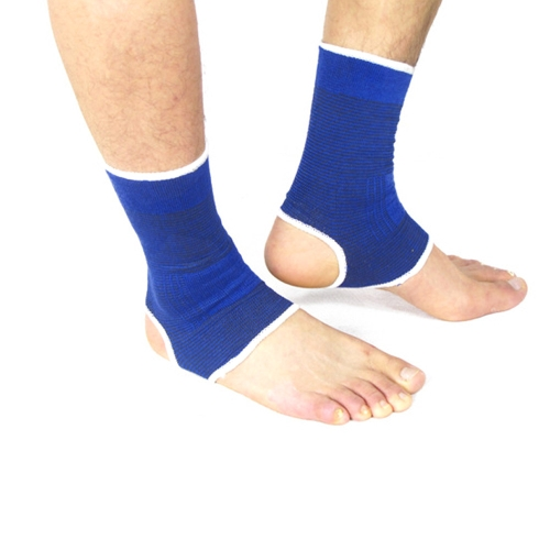 1 Pair Ankle Pad Protection Elastic Brace