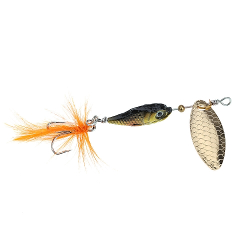 8cm 10g Colorful Fishing Lure Hard Bait Metal Spoon with Feather/Hook Fishing TackleFishing Lures<br>8cm 10g Colorful Fishing Lure Hard Bait Metal Spoon with Feather/Hook Fishing Tackle<br><br>Blade Length: 15.5cm
