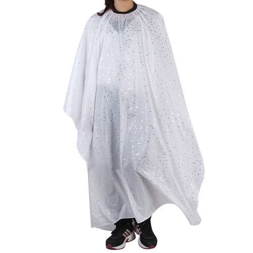 Haircutting Apron Hairdresser Waterproof Cloth Styling Cape Salon Gown Cloth
