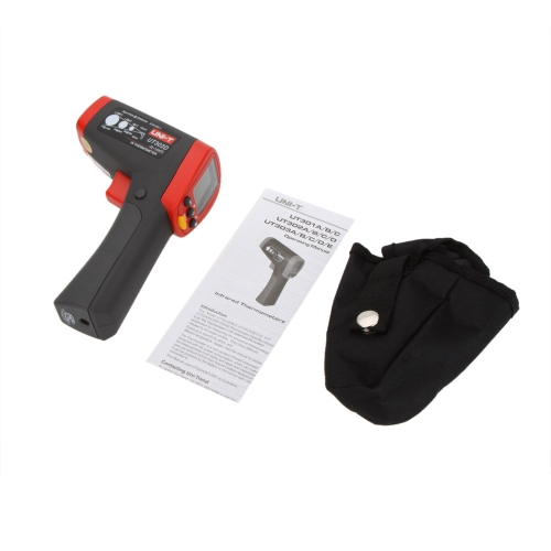 Buy UNI-T UT302D 20:1 Infrared IR Thermometer Laser Temperature Gun Meter Range -32u00b0C~1050u00b0C/-26u00b0Fuff5e1922u00b0F