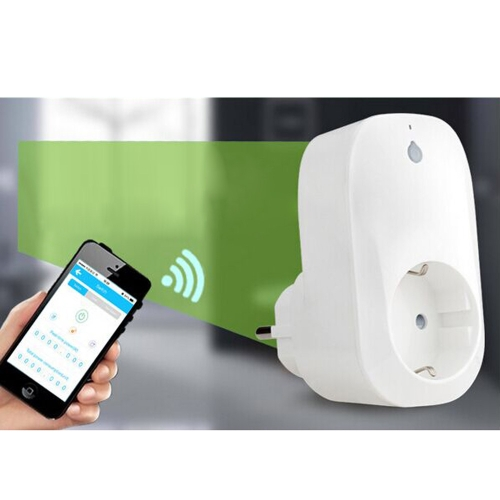 New Portable Free APP Wi-Fi Home / Offices Automation Smart Wireless Power Plug