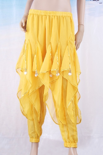 Belly dance trousers