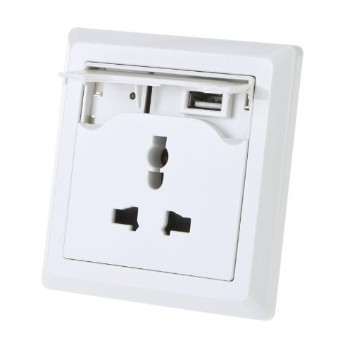DIY Electronics H9145 USB Charging Wall Socket