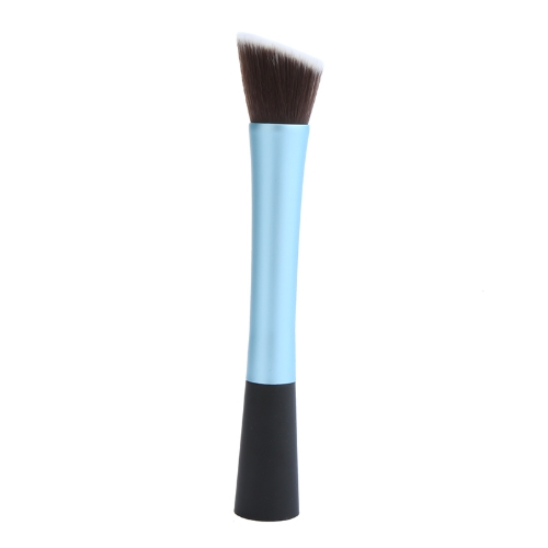 Professional Cosmetic Brush Face Make Up Blusher Powder Foundation Tool Angled Flat TopCosmetic Brushes<br>Professional Cosmetic Brush Face Make Up Blusher Powder Foundation Tool Angled Flat Top<br><br>Blade Length: 16.0cm