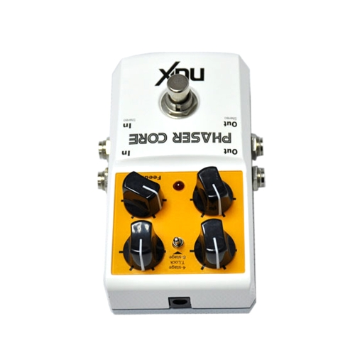 NUX Phaser Core Phase Shifter Modulation Stomp Effect Pedal Tone Lock Preset Function True BypassNUX<br>NUX Phaser Core Phase Shifter Modulation Stomp Effect Pedal Tone Lock Preset Function True Bypass<br><br>Blade Length: 12.9cm