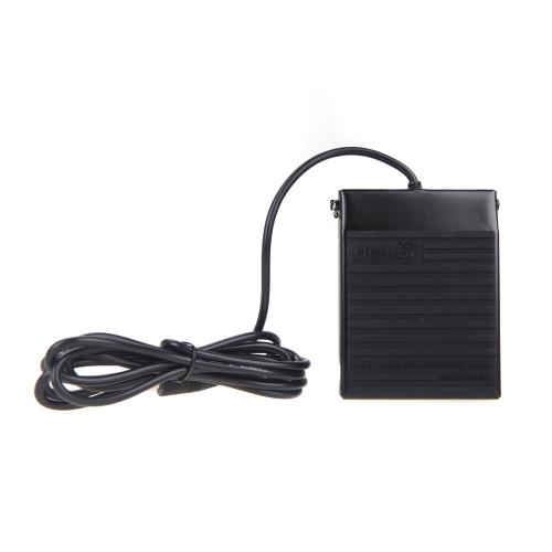 "Cherub WTB-004 Sustain Pedal Damper 0.25"" Plug for Piano Keyboard Casio Yamaha & More Universal Durable от Tomtop.com INT"