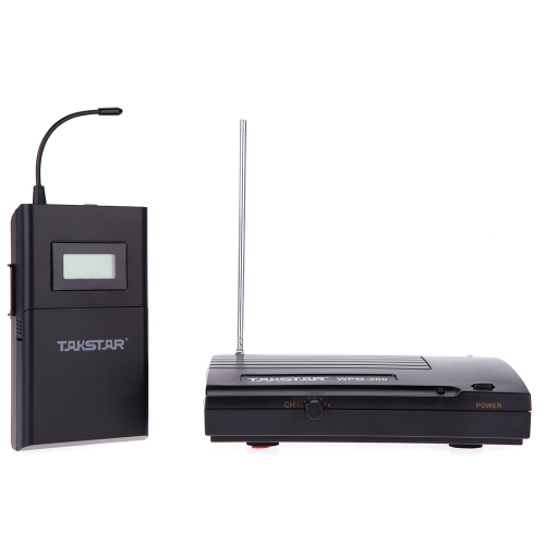 Takstar WPM-200 UHF Wireless Monitor SystemParts &amp; Accessories<br>Takstar WPM-200 UHF Wireless Monitor System<br><br>Blade Length: 33.0cm
