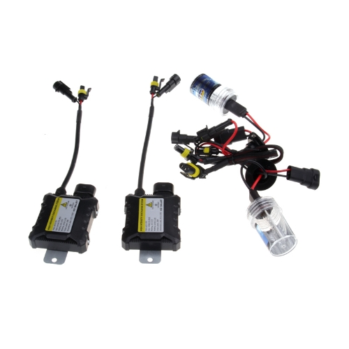 9005 35W 6000K 9-16V Xenon HID Conversion Kit Set Replacement Single Beam Slim Ballast Headlamps Foglight Bulbs Lights от Tomtop.com INT