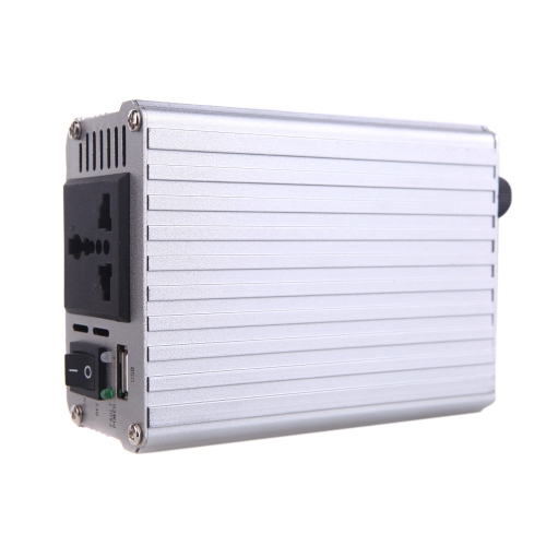 500W Watt DC 24V to AC 220V + USB Portable Voltage Transformer Car Power Inverter от Tomtop.com INT
