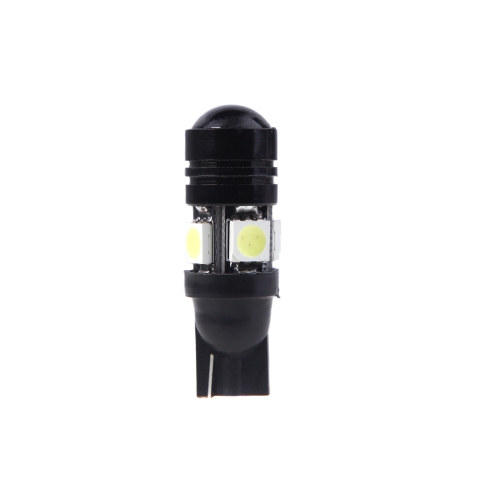 T10 W5W 192 194 168 LED Car Light Auto Side Wedge Lamp Bulb 5050 SMD with Projector Lens White Light от Tomtop.com INT