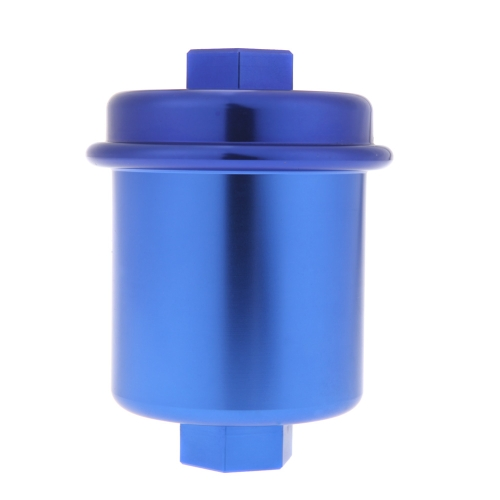 High Flow Fuel Filter Performance Racing for 96-00 Honda Civic Blue K1408BL