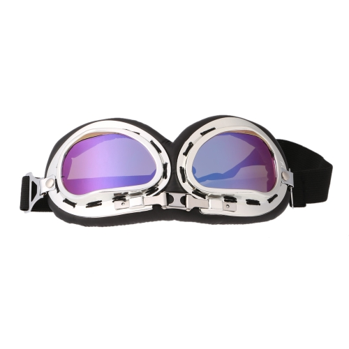 Scooter Goggles Pilot Motorcycle Ski Bike Cycling Goggle Motocross Glasses K1455