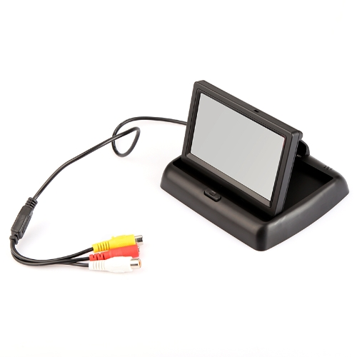 4.3 Foldable TFT Color LCD Car Reverse Rearview Security Monitor for Camera DVD VCRCar DVR Video<br>4.3 Foldable TFT Color LCD Car Reverse Rearview Security Monitor for Camera DVD VCR<br><br>Blade Length: 15.6cm