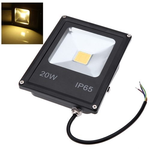 Ultrathin 20W 85-265V LED Flood Light Floodlight IP65 Water-resistant Environmental-friendly for Outdoor Pathway Garden Yard Warm White/White/RGBFloodlights<br>Ultrathin 20W 85-265V LED Flood Light Floodlight IP65 Water-resistant Environmental-friendly for Outdoor Pathway Garden Yard Warm White/White/RGB<br><br>Blade Length: 19.5cm