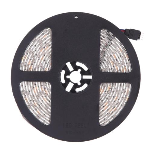 10M 2 * 5m RGB SMD 5050 600LEDs tira conduzida luz lâmpada 44Key + IR remoto controlador DC12V + poder adaptador AC100-240V от Tomtop.com INT