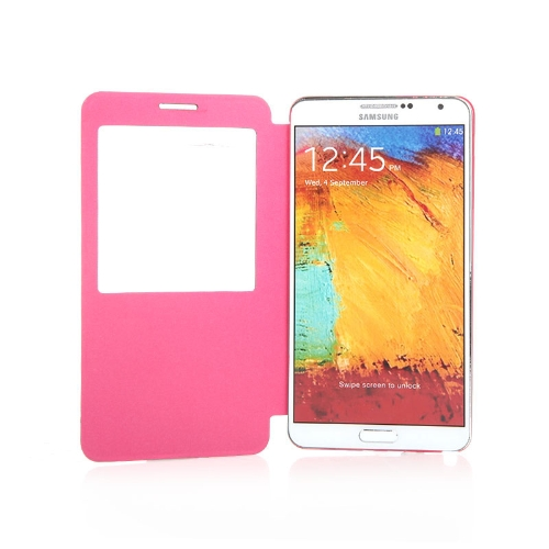 Pen+Screen Film+Flip PU Leather Smart View Battery Housing Case Cover for Samsung N9000 Galaxy Note3 RosePhone Protection Accessories<br>Pen+Screen Film+Flip PU Leather Smart View Battery Housing Case Cover for Samsung N9000 Galaxy Note3 Rose<br><br>Blade Length: 15.0cm