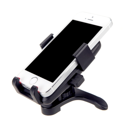 Universal Car Vehicle Air Vent Mount Holder Bracket Stand 360 Degree Rotating for Mobile Cell Smartphone iPhone 5 6 Samsung Galaxy 5 I9600 GPS PA1801