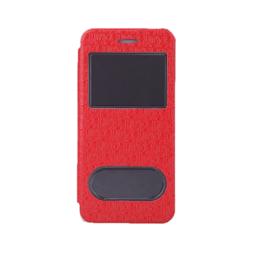 Luxury Slim Flip Leather Dual Double View Window Maze Grain Case Hard Back Cover Protective Shell for Apple iPhone 6 4.7 RedApple Accessories<br>Luxury Slim Flip Leather Dual Double View Window Maze Grain Case Hard Back Cover Protective Shell for Apple iPhone 6 4.7 Red<br><br>Blade Length: 14.0cm