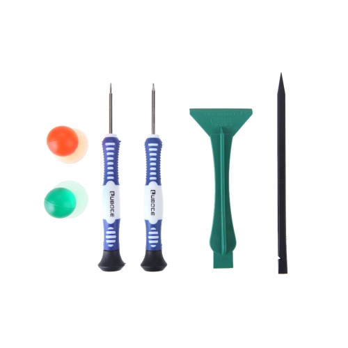 BEST BST-598 6-in-one Screwdriver Disassemble Tool Set for iPhone iPad