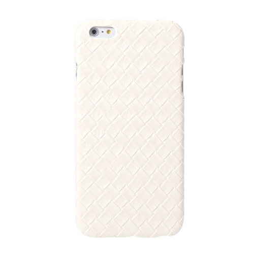 Ultrathin Lightweight Plastic Fashion Shell Case Protective Back Cover for iPhone 6 Plus Quilt Rhombus WhiteApple Accessories<br>Ultrathin Lightweight Plastic Fashion Shell Case Protective Back Cover for iPhone 6 Plus Quilt Rhombus White<br><br>Blade Length: 20.6cm