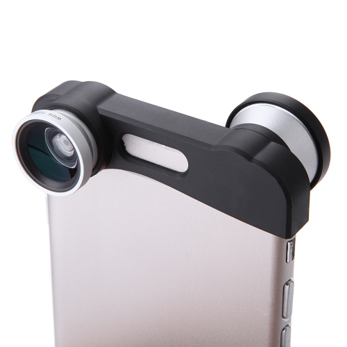 Phone Photo Lens 180° Fisheye Camera 0.67X Wide Angle 10X Macro Set with Bag for iPhone 6 4.7Phone Lens<br>Phone Photo Lens 180° Fisheye Camera 0.67X Wide Angle 10X Macro Set with Bag for iPhone 6 4.7<br><br>Blade Length: 16.5cm