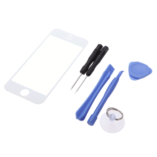 7-in-1 Touch Screen Glass Replacement Screwdriver Scraper Suction Cup Disassemble Tool Set for iPhone6 6 Plus 5 5S HTC Samsung PA2033