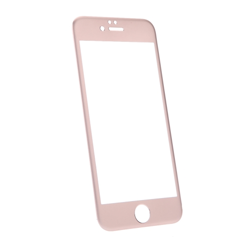 Colorful 0.26mm 2.5D 9H Full Screen Titanium Alloy Tempered Glass Protector Protection Film Guard Anti-shatter for iPhone 6 4.7 PA2073G