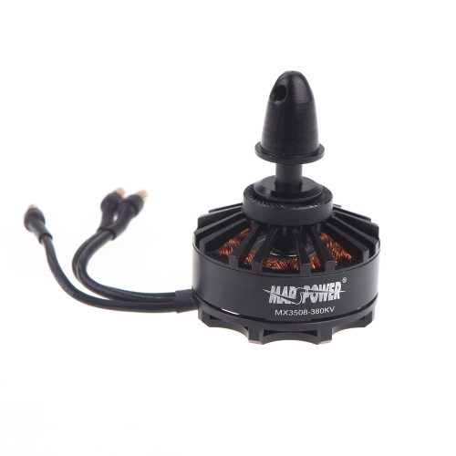 Buy MARS POWER MX3508 KV380 380KV Brushless Motor RC FY680 Multirotor Quadcopter Part (380KV Motor,380KV Motor)