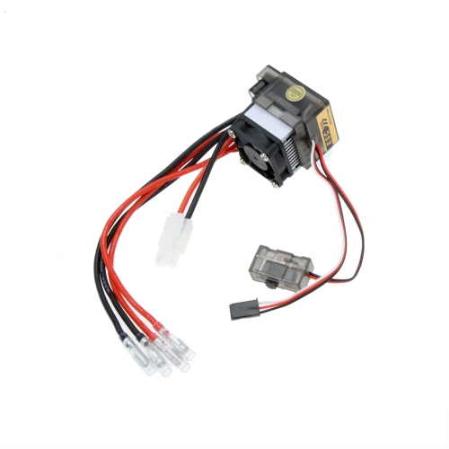 Buy High 7.2V-16V 320A Brushed Speed Controller ESC 1/10 1/12 RC Flat/off-road/Monster Truck/Truck Car/Boat