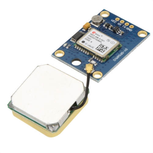 High Precision New Ublox NEO-6M GPS Module with EEPROM for MWC AeroQuad with Antenna Flight Control and Multirotor Quadcopter AircraftGPS Module<br>High Precision New Ublox NEO-6M GPS Module with EEPROM for MWC AeroQuad with Antenna Flight Control and Multirotor Quadcopter Aircraft<br><br>Blade Length: 10.0cm