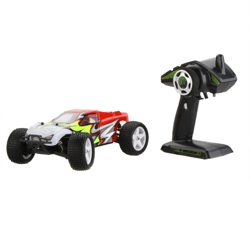 Buy High Performance New TROO E18XT BL V1 1/18th 1:18 SCALE 4WD Brushless Truck w/3CH RC Car Transmitter