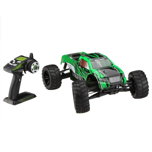 Buy YiKong Inspira E10MT-BL 1/10th Scale 4WD Electric Brushless Monster Truck Car RTR