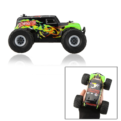 Original HSP 94250A 2.4G 1/24th Scale RC 4WD Electric Powered Monster Truck Toys with Transmitter RTR RM2239EU